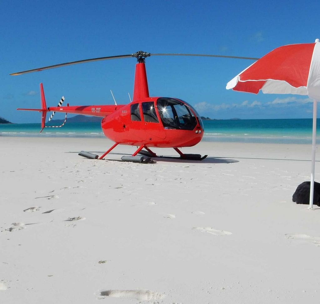 Whitehaven-beach-helicopter-flight
