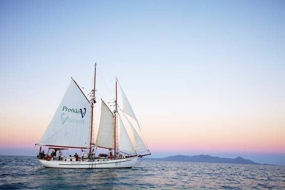 Providence Sunset Cruise Whitsundays | Airlie Beach Online