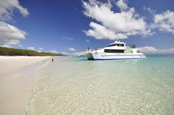 Whitehaven Beach day tour